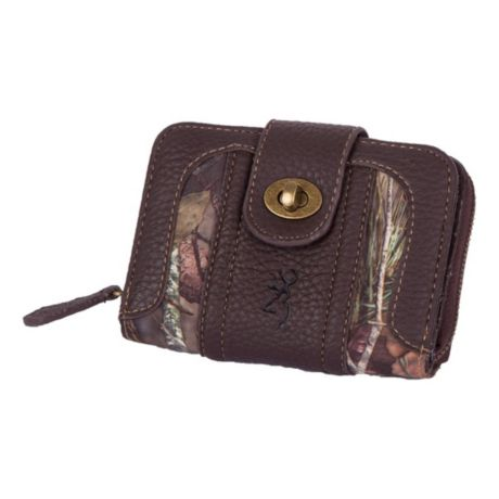 Browning® Olivia Wallet with Mossy Oak® Country® Accents