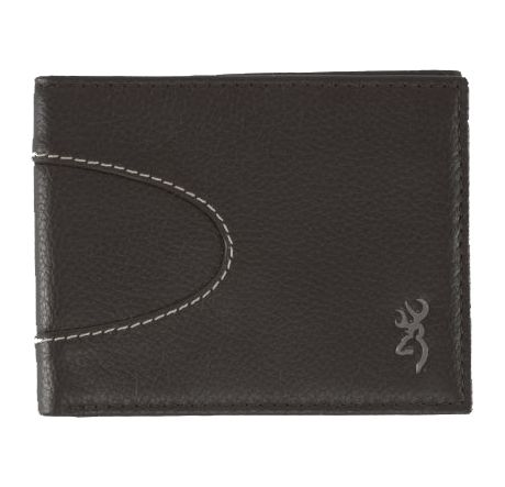Browning® Wanderer Leather Wallet