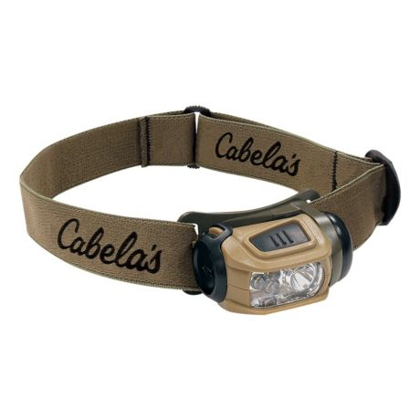 Cabela's Alaskan Guide RGB Headlamp by Princeton Tec®