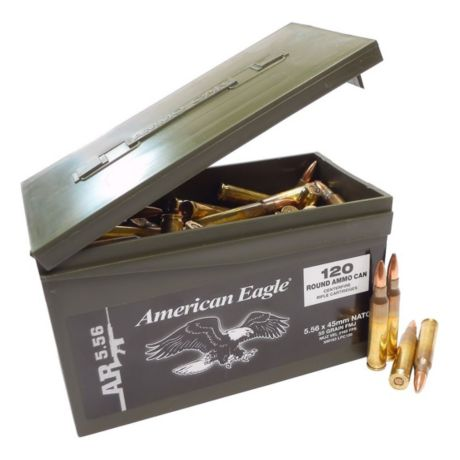 American Eagle 5.56mm Ammo Can