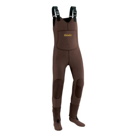 Cabela's Women's 5 mm Neoprene Stockingfoot Fishing Waders