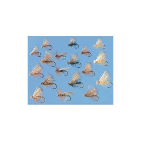 Cabela's 18-Piece Caddis Dry Fly Assortment