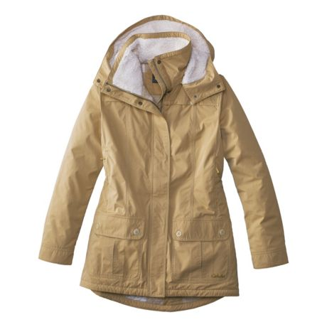 Cabela's Women's Coldspring Coat - Prairie Tan