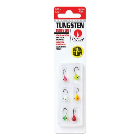 VMC® Tungsten Tubby Jig Kit