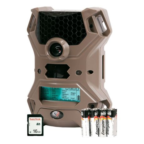 Wildgame Innovations Vision 14 Lightsout Trail Camera