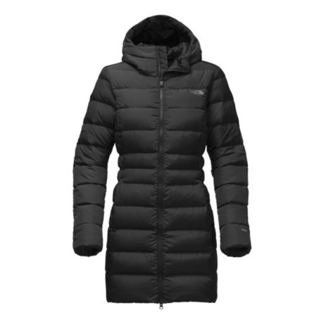... Women s Gotham Parka II - TNF Black. Use + and - keys to zoom in and  out 56235be6a