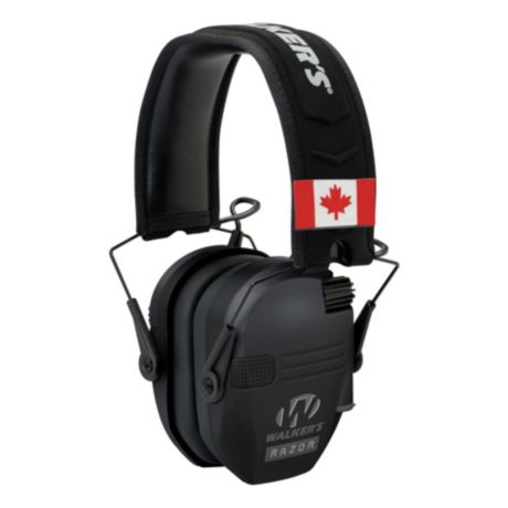 Walker's Razor Patriot Canada Muffs