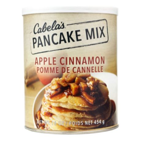 Cabela's Pancake Mixes - Apple Cinnamon