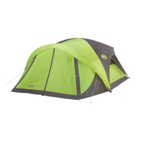 Coleman® Evanston 8 Person Full Fly Tent with Vestibule
