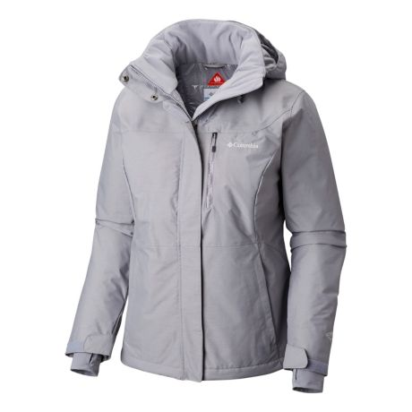Columbia™ Women's Alpine Action™ Omni-Heat™ Jacket – Plus Size - Astral
