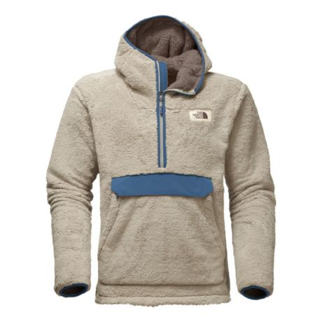 The North Face® Campshire Pullover Hoodie - Granite Bluff Tan Shady Blue.  Use + and - keys to zoom in and out 7ba0bb22e