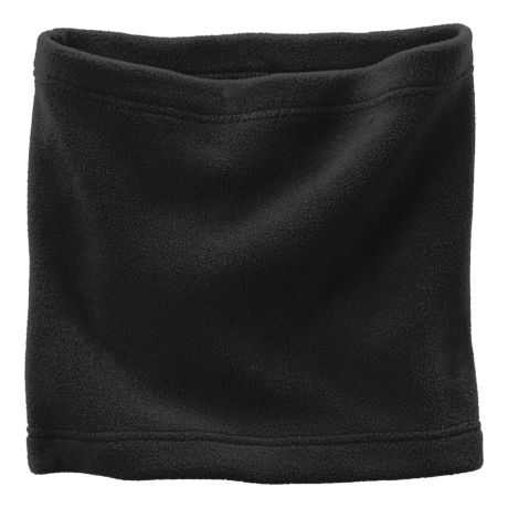 Cabela's Unisex Stretch Polar Fleece Neck Tube - Black