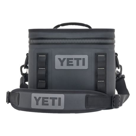 YETI® Hopper Flip™ 8 Soft-Sided Coolers - Charcoal