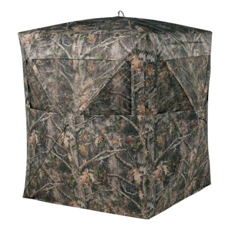 blinds a pin building cool hunting deer ground pinterest natural camo ammo blind