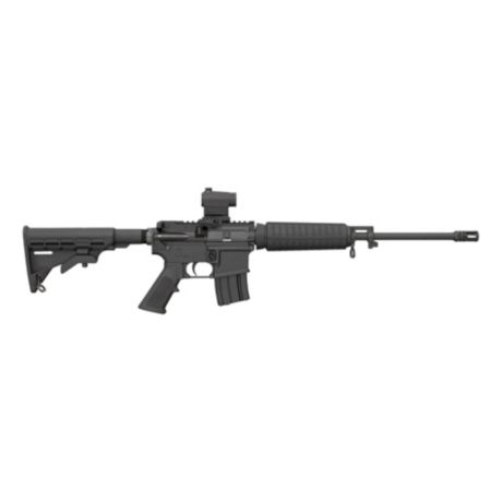 Bushmaster® QRC Quick Response Carbine Semiautomatic Tactical Rifle with  Mini Red Dot | Cabela's Canada