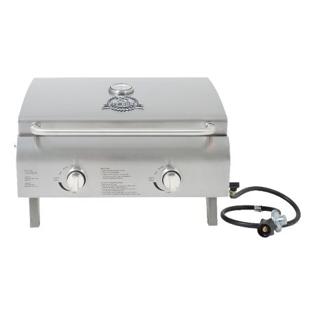 Pit Boss 2 Burner Portable Gas Grill