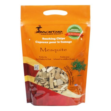 Montana Grilling Gear Smoking Chips - Mesquite