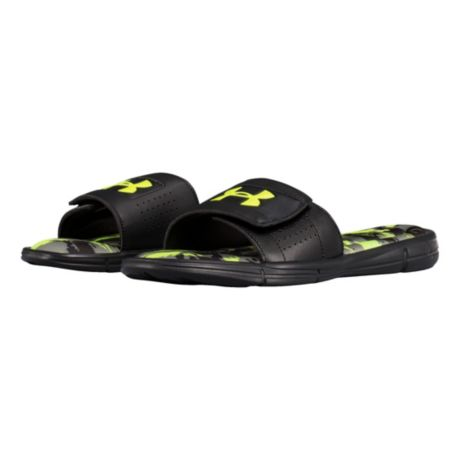 c4e690b632c Mouse over image for a closer look. Under Armour® Men s Ignite V Breaker Slide  Sandals ...