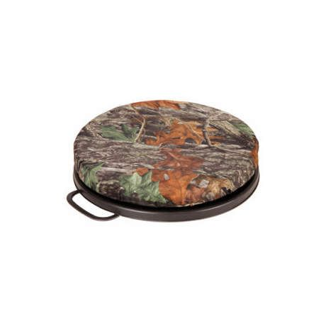 Big Game Camo Swivel Seat