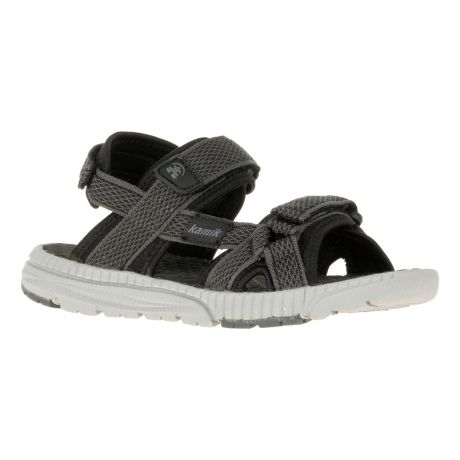 Kamik® Youth Match Sandals - Black