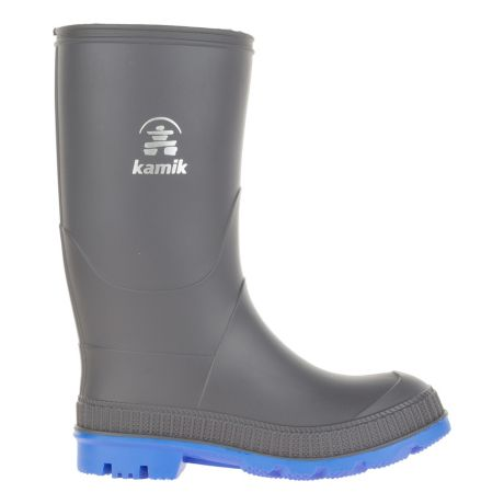 Kamik® Toddlers' Stomp Rubber Boot - Charcoal/Blue