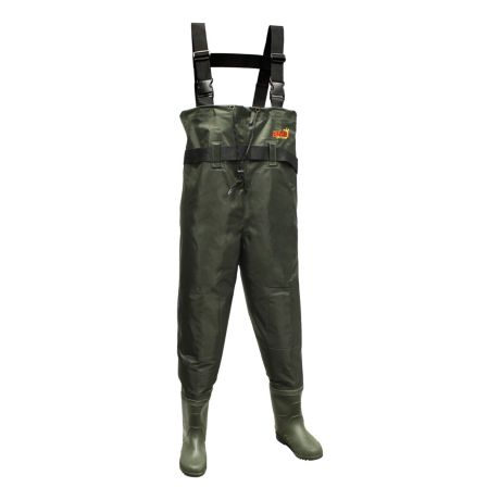 Bushline Deluxe Nylon/PVC Chest Waders