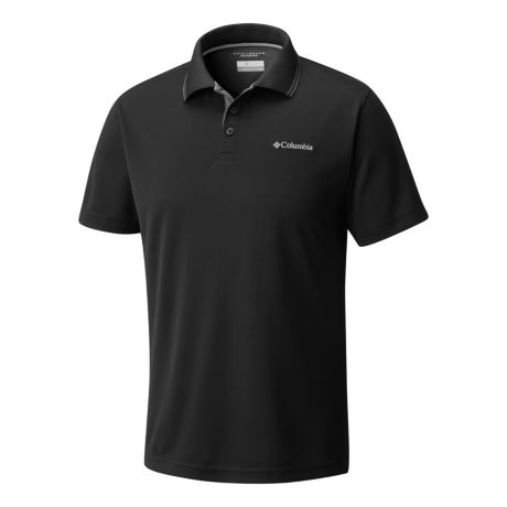 Columbia™ Men's Utilizer™ Polo Shirt - Black