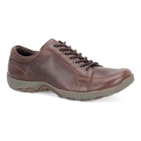 B.Ø.C Men's Canto Lace-Up Shoe - Dark Brown