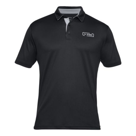 8c0f3682 Mouse over image for a closer look. Under Armour® Men's Fish Tech Polo Shirt  ...