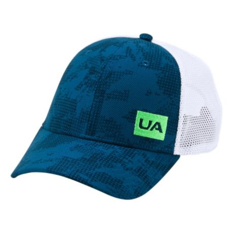 Mouse over image for a closer look. Under Armour® Men s Blitzing Trucker Cap  ... 798bca1b5291