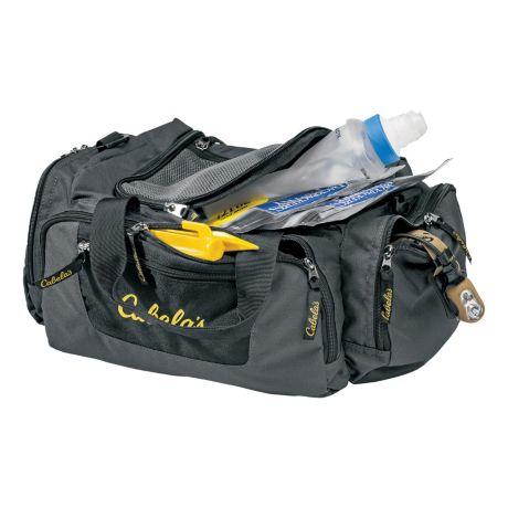 Cabela's Catch-All Gear Bags - Grey - Open View