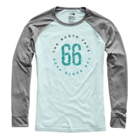 595f6f786 The North Face® Women's Long-Sleeve Malibae Tri-Blend T-Shirt | Cabela's  Canada