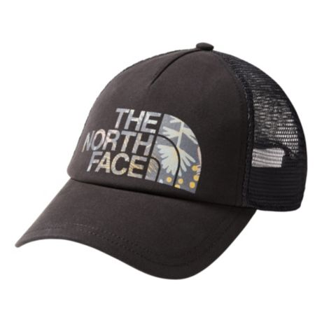 6eaf5affeef The North Face® Women s Low Pro Trucker Cap - Weathered Black Medieval Grey  Woodland. Use + and - keys to zoom in and out