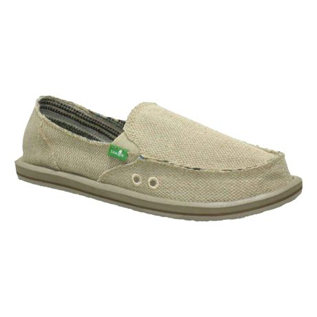 Sanuk® Women's Donna Hemp Shoe - Natural