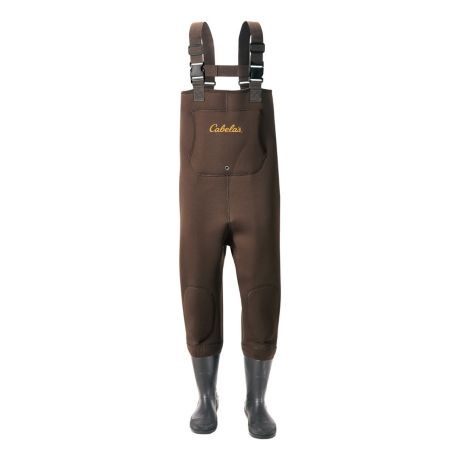 Cabela s youth roaring fork lug sole waders cabela 39 s canada for Cabelas fishing waders