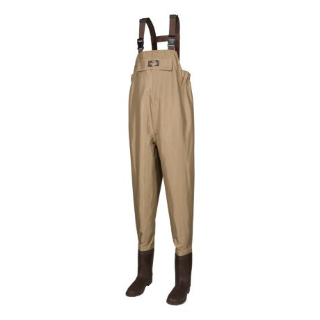 Cabela's Men's Three Forks Insulated Lug-Sole Chest Waders