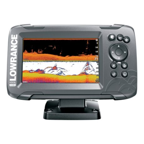 Lowrance® Hook2 - 5 with SplitShot Transducer and US / Canada Nav+ Maps |  Cabela's Canada