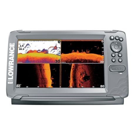 Lowrance® Hook2 - 9 with TripleShot Transducer and US Inland Maps