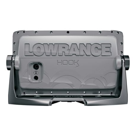 Lowrance® Hook2 - 9 with TripleShot Transducer and US Inland Maps - Back View