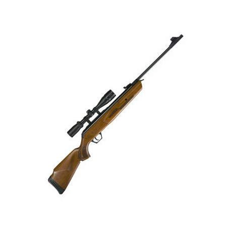 Browning Gold Wood Stock Air Rifle w/ 3-9x40mm Scope