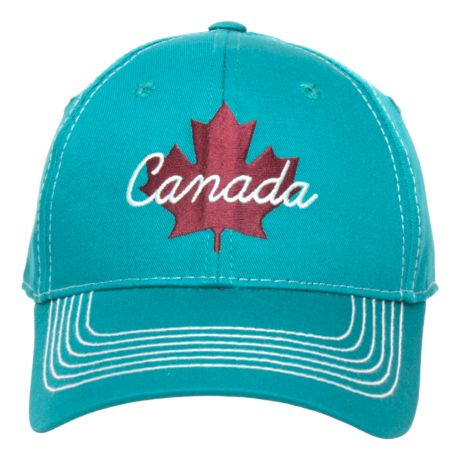 Cabela's Women's Canada Day Cap - Teal