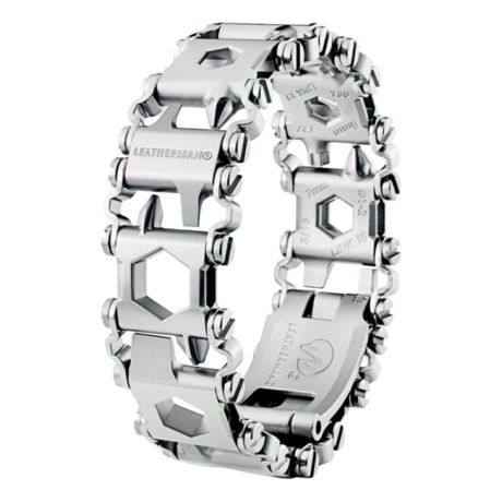 Leatherman® Tread™ LT Stainless Steel Wearable Tool