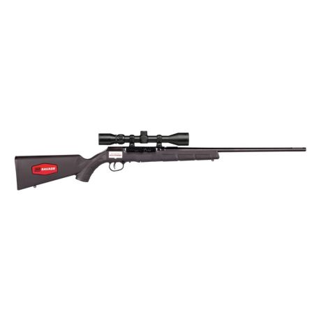 Savage® A22 Semi-Automatic Rifle w/Scope
