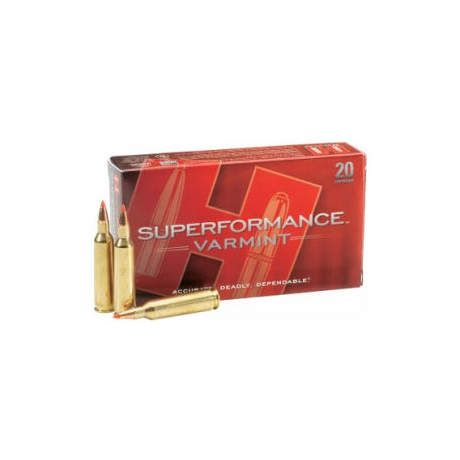 Hornady Superformance Varmint Ammunition