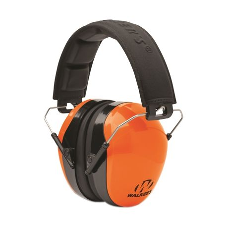 Walker's® Dual Colour Passive Muff - Blaze Orange