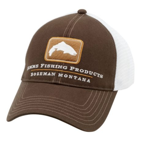 8200c2a1c0d Simms® Men s Trout Trucker Cap