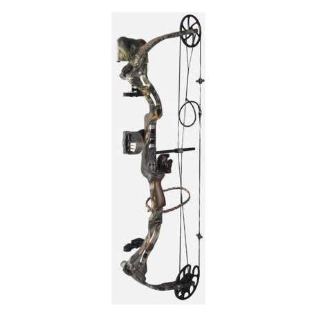 Parker Pioneer XP Bow and Bow Outfitter Package