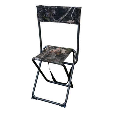 Cabela's High Back Hunting Stool - TrueTimber® Kanati