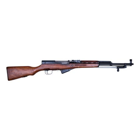 Chinese SKS Semi-Auto Rifle w/ Hardwood Stock