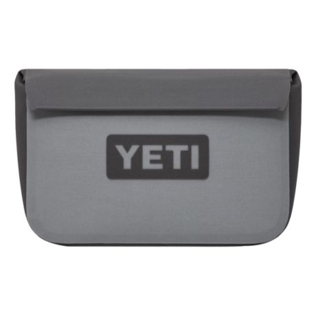 YETI® SideKick Dry™ Gear Bag - Grey/Tahoe Blue